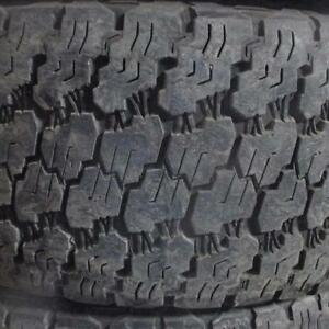 GOODYEAR WRANGLER SILENT ARMOUR 265/70R17 75% TREAD