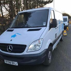 Benz Sprinter 311 cdi lower mileage