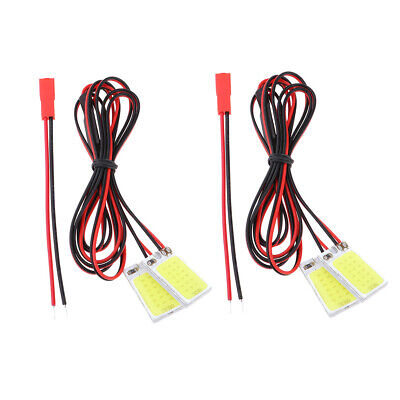 2pcs RC Strobe Lights Night Cruise for Drone Quadcopter Fixed-wing Aircraft