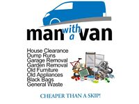 WASTE REMOVAL, DUMP RUNS, RUBBISH COLLECTION, HOUSE CLEARANCE, GARDEN WASTE REMOVAL