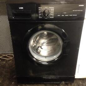 Black logik Washing machine £60