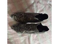 Lipsy Boots Size -7