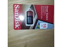 SanDisk USB Flash Drive 16 GB