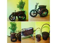 Wicker products 100% hand made