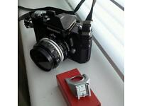 For sale: Nikkormat FTN (black) body only