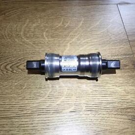 Shimano bottom bracket BB-UN55 sealed cartridge unit 68-127mm