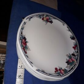 Royal Doulton China Plates