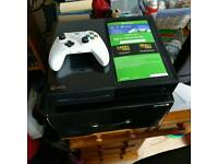 Xbox One - 500Gb boxed (No Kinect)