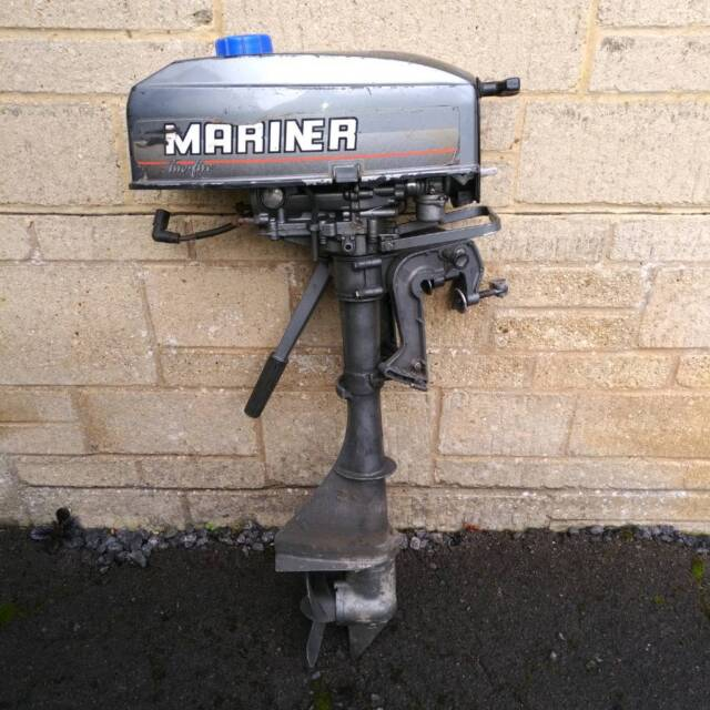 Mariner 2 5 two stroke outboard engine | in Stroud, Gloucestershire |  Gumtree