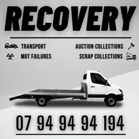 CHEAP BREAKDOWN RECOVERY & TRANSPORTATION VEHICLE COLLECTION AND DELIVERY SERVICE COPART AUCTION 63