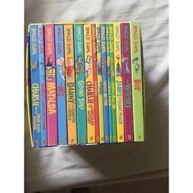 Ronald Dahl book set