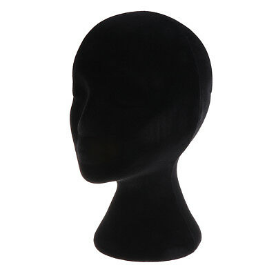 Female Styrofoam Mannequin Female Head Model Dummy Wig Glasses Display Stand