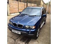 BMW X5 3.0D 12 MONTH MOT £4800 LAST OFFER