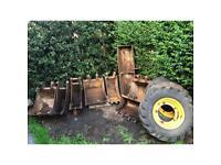 Excavator Buckets for Sale
