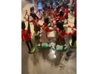 Britain's toy soldiers job lot