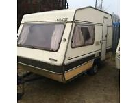 2 BERTH SWIFT MARAUDER WITH SIDE BED MORE IN STOCK AND WE CAN DELIVER