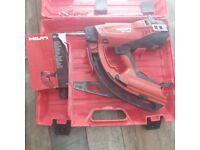 Hilti gx 120 nail gun