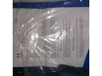 New/Sealed Locomotor Flat Sheet for Bed Turning