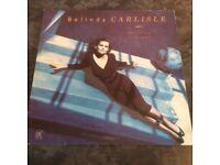 BeIndia Carlisle-Heaven on Earth - Vinyl LP 1987