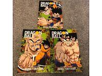 Dragon Ball Z Full Color Saipan Arc Graphic Novel Manga