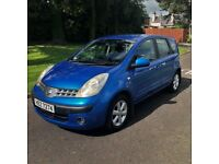 2006 Nissan Note ***ONLY 75K***