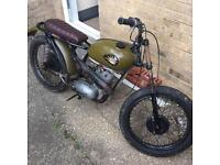 1961 BSA BANTAM D7 TRIALS/STREET TRACKER