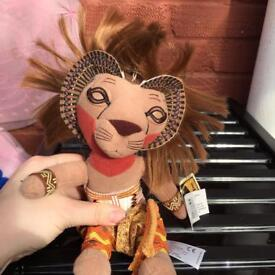 Simba collectors toy