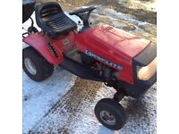 LAWNFLITE RIDE-ON GARDEN TRACTOR , TRACTOR UNIT ONLY , 12HP BRIGGS AND STRATTON .BALLYNAHINCH