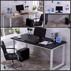Brand New Office Home Computer Desk Table Workstation Drawer Lock Castle Hill The Hills District Preview