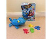 Chameleon Crunch Game