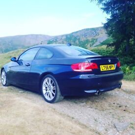 BMW 335i jb4 400+bhp 6 speed Manual Not M3 E92,335d