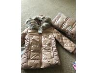 Brand new river island girls coats