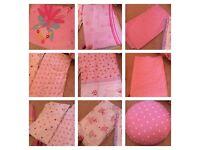 Massive girls bedroom bundle bath kidston next pink floral