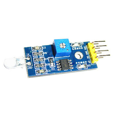 4 Wires Light Intensity Detection Photosensitive Sensor Module Photodiode