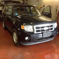 2012 Ford Escape ALL WHEEL DRIVE| SELLING THIS ESCAPE AS TRADED-