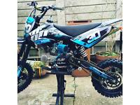 Welsh pitbike