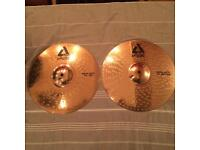 "Paiste Alpha 14"" Rock Hi-hats"