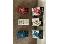 Tc electronic guitar pedals