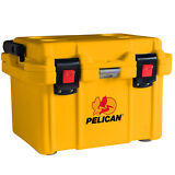 Pelican ProGear Deluxe Cooler Ice Chest 20QT 20 Quart Yellow - 20Q-MC-YLW