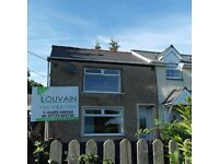 Two bed property in Scwrfa Road Tredegar available at just £380 pcm, Dss considered with guarantor