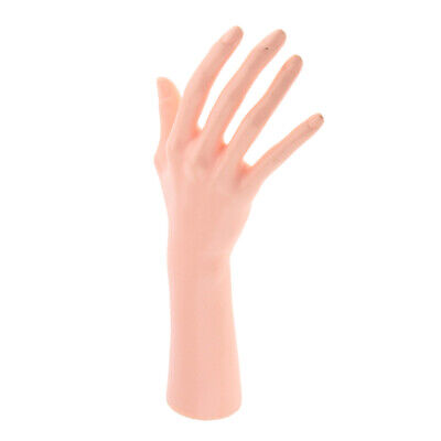 Female Mannequin Right Hand For Jewelry Bracelet Ring Glove Display Skin