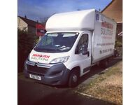Removals / Man With A Van Service - Stirling