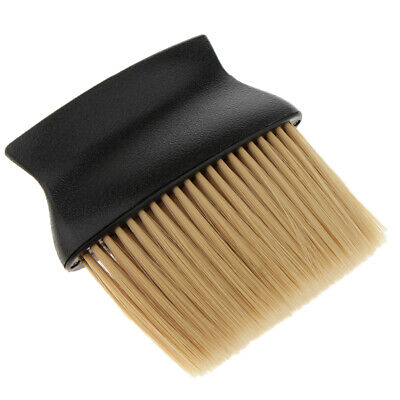 Barber Sweep Neck Brush for Hairdressing Hair Beard Cutting Dust Removal
