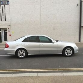 MERCEDES E280 V6 FACELIFT DIESEL AUTOMATIC VERY GOOD CONDITION