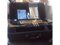 Trumpet brass, Yamaha in Bflat