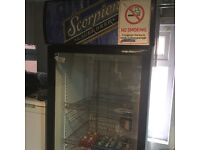 Tall larder refrigerator suitable for a shop or garage / Spares and Repairs