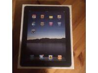 Apple I pad.