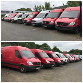 New & used Mercedes sprinter parts