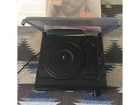 Steepletone Turntable/Record Player