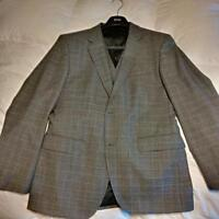 2- Like New Boss Suits. 40R USA